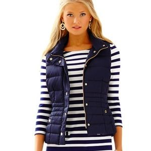 Lilly Pulitzer Isabelle Down Puffer